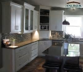 corner microwave cabinet kitchen cabinets with corner appliance garage and