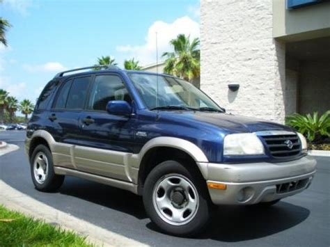 2002 Suzuki Vitara Specs 2002 Suzuki Grand Vitara Data Info And Specs Gtcarlot