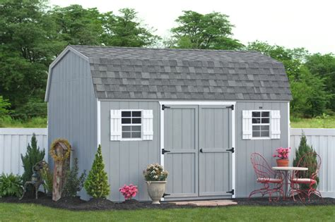 Wooden Sheds Pa by Wooden And Vinyl Storage Sheds From Pa Traditional