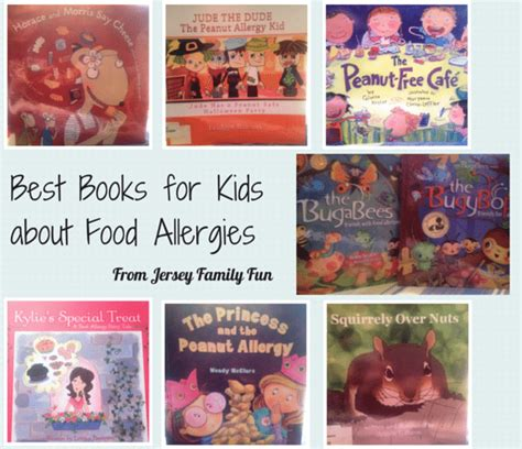 best food books the best children s books about food allergies jersey