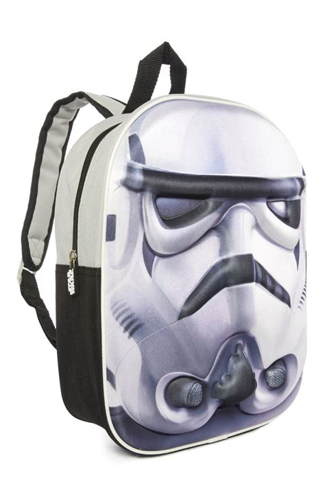 stormtrooper backpack an attractive wars 3d trooper backpack for