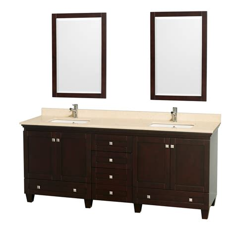 80 inch double sink vanity 80 inch bathroom vanity ideas homesfeed