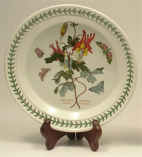 Portmeirion Botanic Garden Salad Plates 172 Best Images About Portmeirion Pottery On
