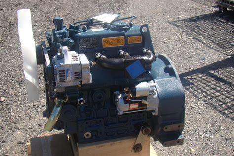 az motor parts kubota d905 diesel engine 3 cyl 25hp 1g97831000 complete w