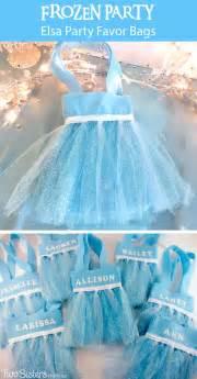 Elsa Favors by Disney Frozen Elsa Favor Bags Two Crafting