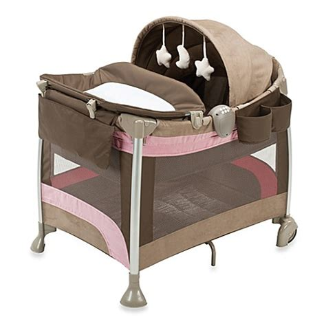 pack and play bed buy pack n play bassinet from bed bath beyond