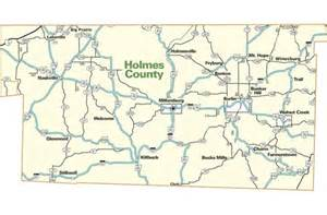 Holmes County Ohio Map holmes county ohio bed and breakfast holmes county ohio