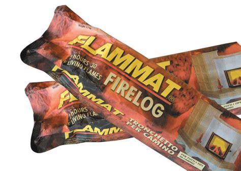 tronchetti per camino flammat tronchetto 1 kg accendifuoco ceppo per camino