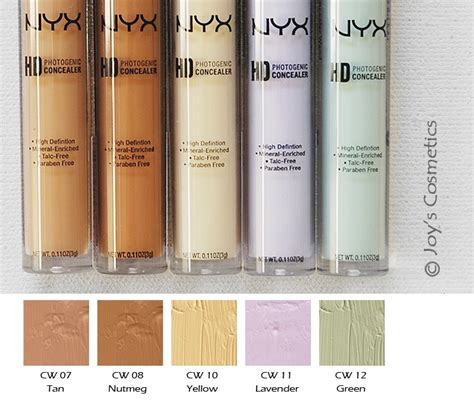 Nyx Hd Photo Concealer Wand 1 nyx concealer wand hd photogenic quot your 1 color