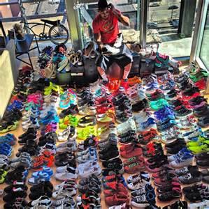joe haden shows his sneaker collection sneakernews