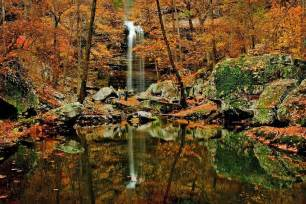 arkansas fall colors america the beautiful in autumn peak fall foliage dates