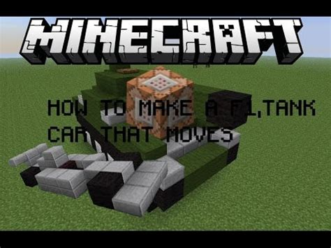 minecraft car that moves full download how to make a car in minecraft no mods
