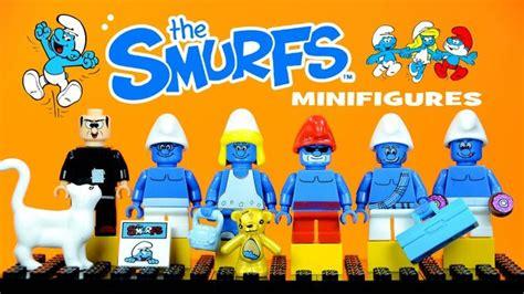 Maggie Lego Bracelet smurfs lego smurf vilage lego