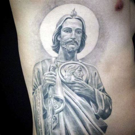 St Grey Design tattoos san judas tadeo collections