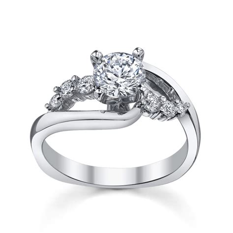 Wedding Rings Modern top 6 modern engagement rings for the
