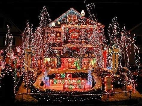 christmas lights gone wild a crazy amazing christmas