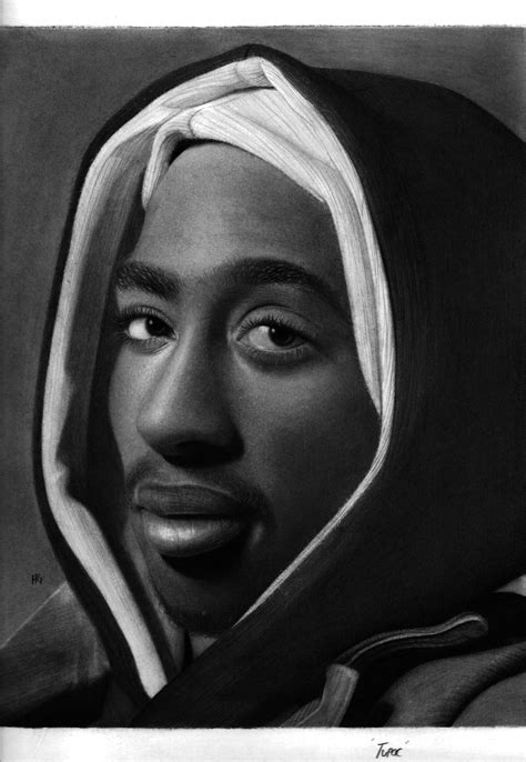 Tupac Shakur Also Search For Tupac Shakur Drawing By Hg On Deviantart