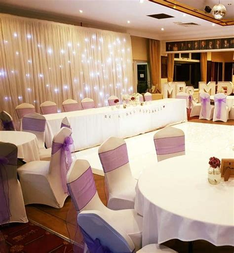 wedding venue styling in chester dressing cheshire