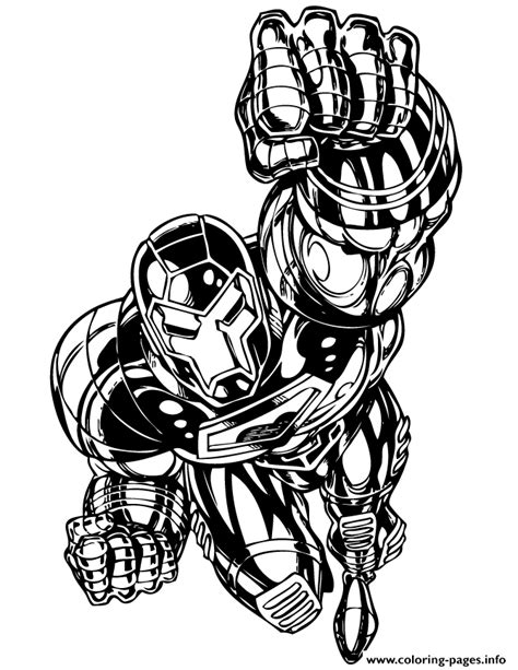 printable iron man comics iron man comic book coloring pages printable