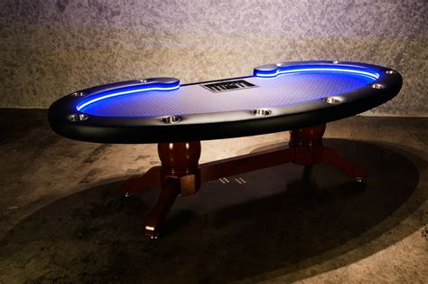 Pedestal For Table Custom Poker Tables Lumen Hd