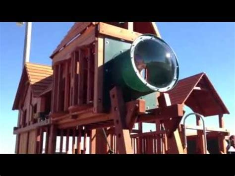 backyard playworld backyard playworld s woodplay mega swing set in omaha ne