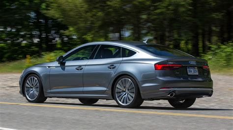 New Audi A5 2018 by 2018 Audi A5 And S5 Sportback Drive Hatchbacks Are