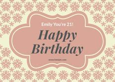 design your own birthday card template birthday greeting card maker make happy birthday