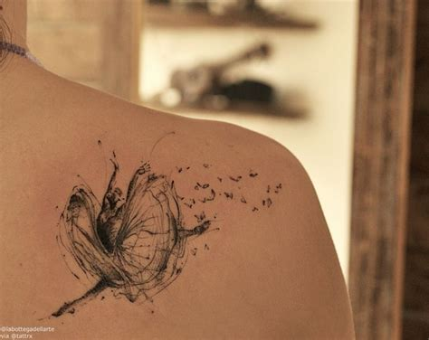 ballerina tattoo best 25 ballet tattoos ideas on