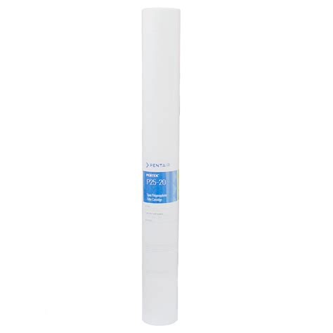Filter Big Pp Sediment 20inch Filter Air Cartridge Big Berkualitas pentek 25 micron 20 quot pp sediment water filter cartridge p25 20 in water filter parts from home