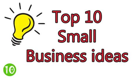 Profitable Small Business Ideas How To Make Money   YouTube