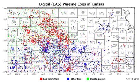 file format las kgs las files digital well logs for kansas