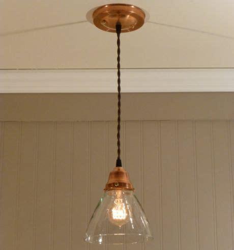 brass blown glass light pendant search kitchen