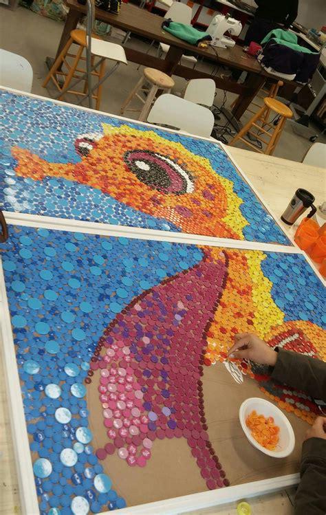 mosaic pattern medicine medicine vial caps 2015 2016 art pinterest medicine