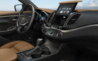2014 chevrolet impala interior with navi photo 5