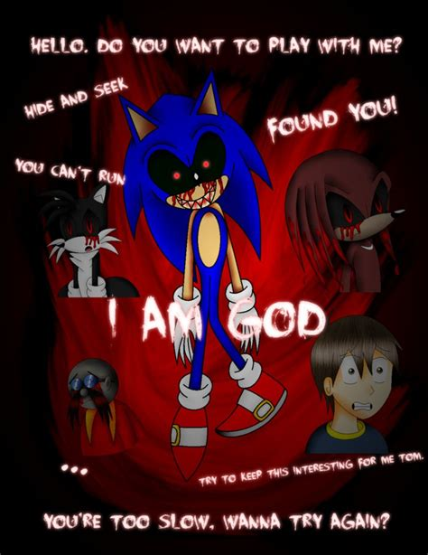 Sonic Exe Know Your Meme - image 459316 sonic exe know your meme