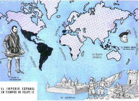 espaa como imperio historia de espa 241 a mapa del imperio espa 241 ol en 233 poca de felipe ii