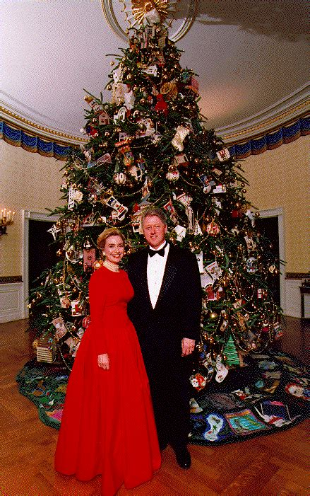 the white house christmas tour