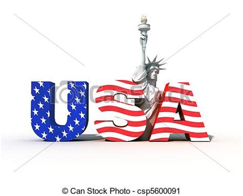 Home Map Design 20 50 Clipart Of Usa Logo Usa Logo With Statue Of Liberty