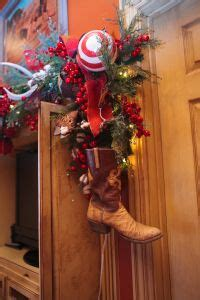 boot christmas stocking patterns cowboy western