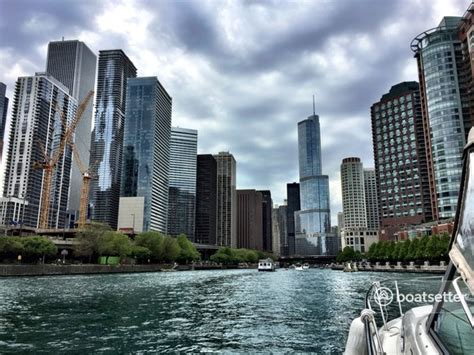 boatsetter chicago rent a 2004 33 ft sea ray boats 300 sundancer in chicago
