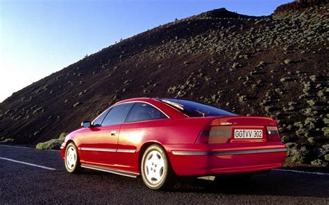opel calibra history of opel calibra 1989 1997 speeddoctor net