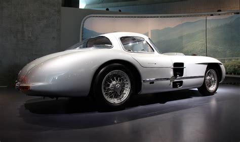 mercedes 300 slr uhlehhaut coupe 1955 cartype