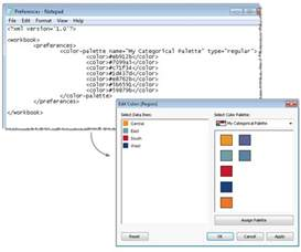 tableau custom color palette tableau expert info how to create a custom color palette