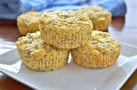 protein muffins lemon poppyseed protein muffins the guiltless