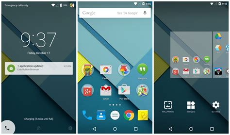 how to get android lollipop on android 5 0 lollipop on the nexus 5