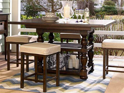 paula deen table and chairs universal furniture paula deen home gathering table