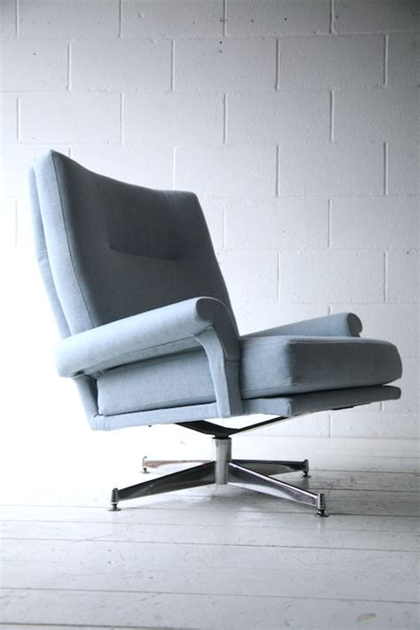 Swivel Armchair Uk by Vintage 1970s Swivel Armchair By Howard Keith And