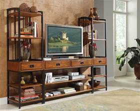 Home Styles Furniture by Home Styles Modern Craftsman 3pc Gaming Entertainment