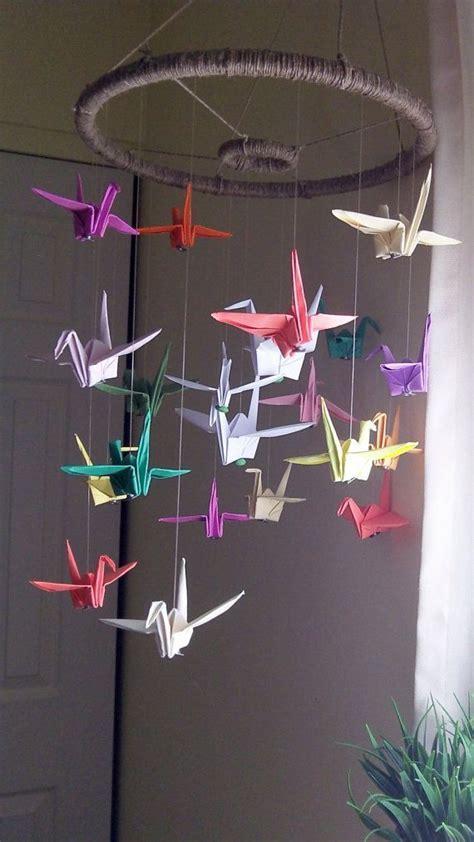 Best 25  Origami paper crane ideas on Pinterest   Paper