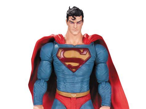 Superman Bermejo Dc Comics Figure dc designer series superman figure bermejo